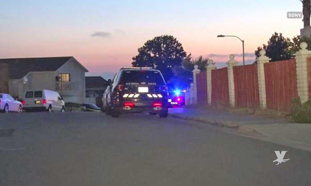 Policía de San Diego encuentra 3 cuerpos encajuelados