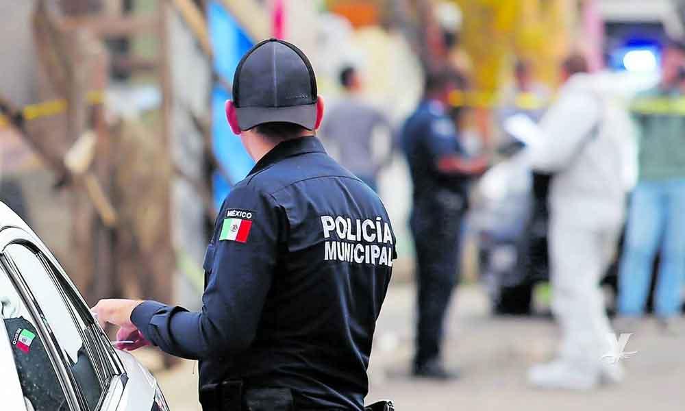 Encuentran sobre el bulevar 2000 de Tijuana cuerpo de mujer estrangulada