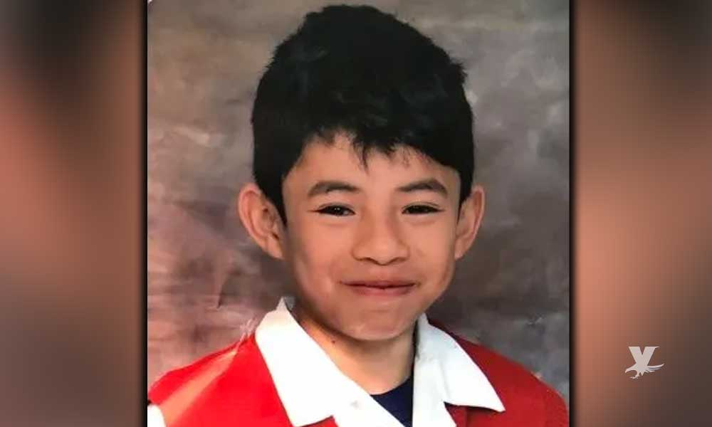 Familiares buscan al menor Luis Omar extraviado el 27 de julio en Tijuana