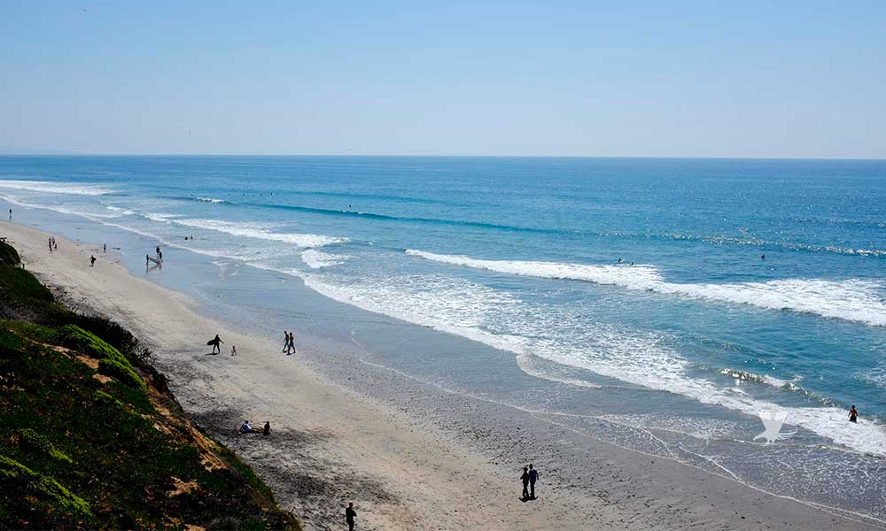 ¡Cuidado si visitas las playas de San Diego!, detectan bacterias en el agua