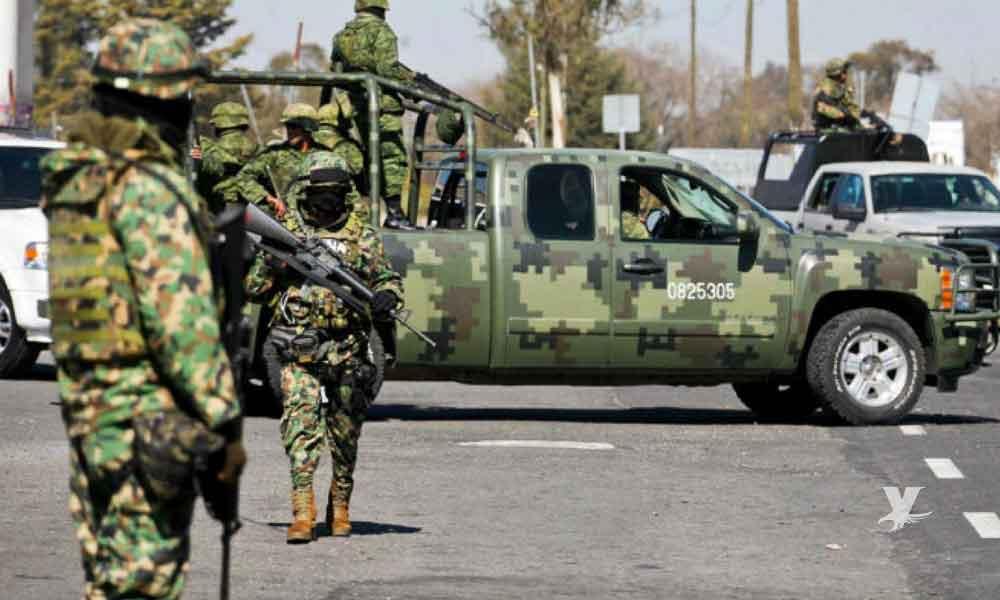 Persecución policiaca en el Valle de Las Palmas termina con varios 'sicarios' detenidos