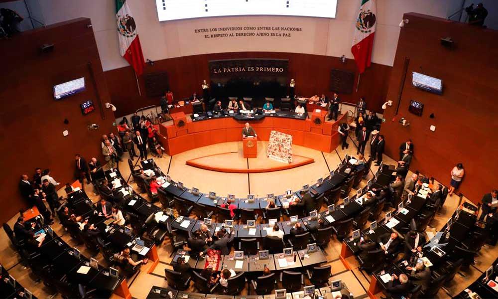 Exhorta Senado a Congreso de Baja California a dar marcha atrás a Ley Bonilla