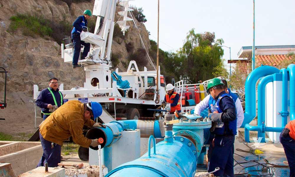 No habrá agua en 8 colonias de Tecate: CESPTE