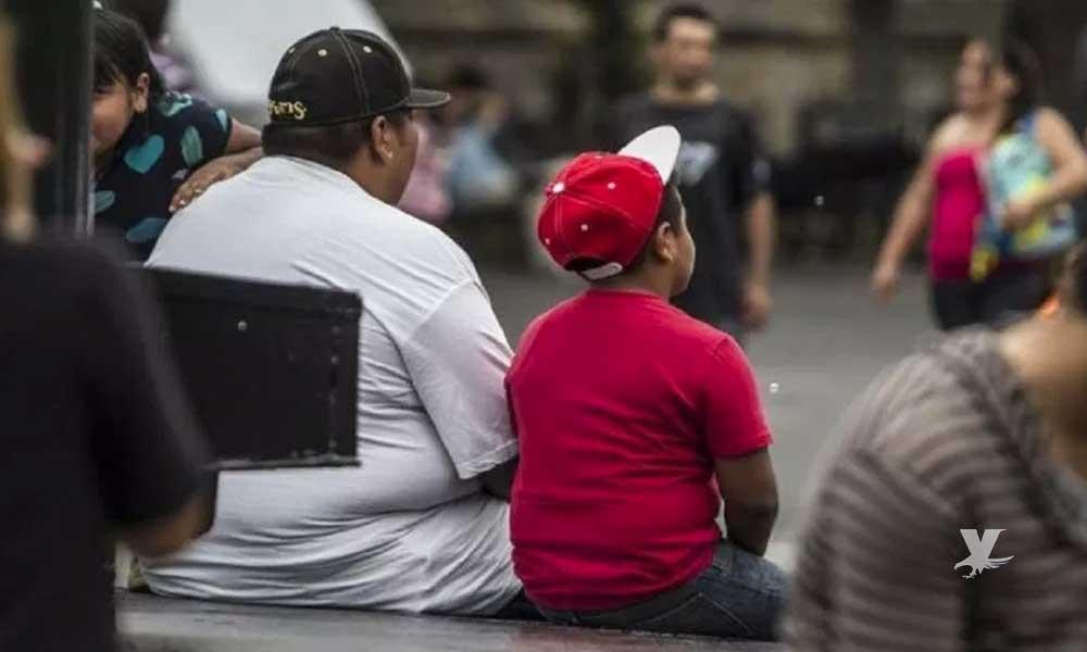 En México 7 de cada 10 personas tienen sobrepeso