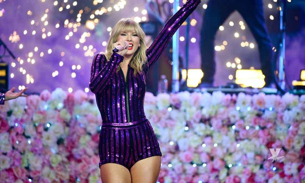 Hombre ingresa a la mansión de Taylor Swift para pedirle matrimonio