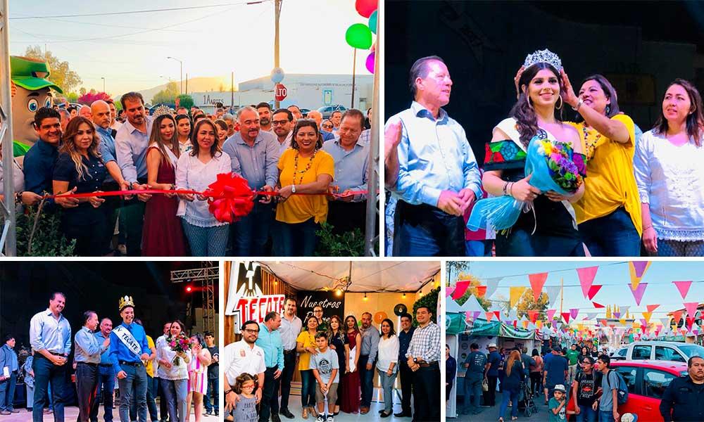 Inauguran la Feria Tecate en Marcha 2019