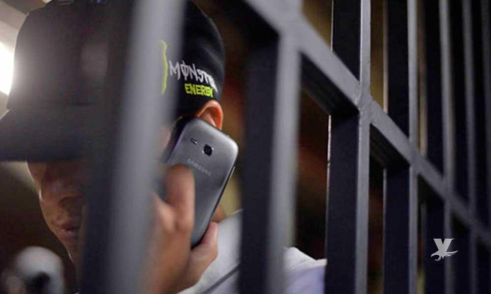 Policías impiden extorsión telefónica a persona en Tijuana