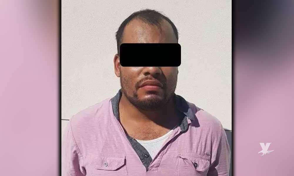 """Detienen a """"El Flaco"""" acusado de privación ilegal de una adolescente de 15 años en Tijuana"""