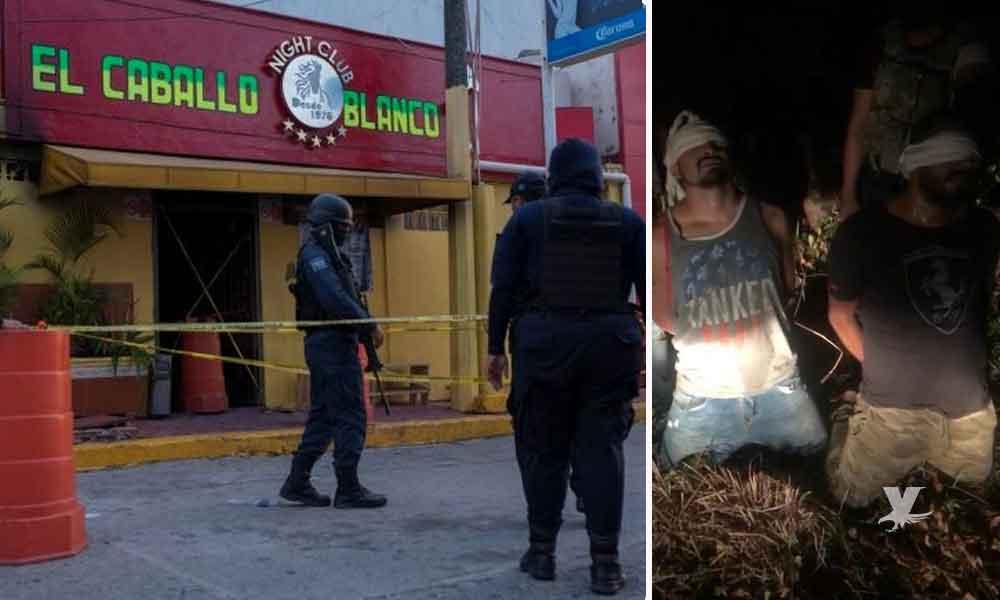 (VIDEO) Decapitan al presunto dueño del bar incendiado en Veracruz