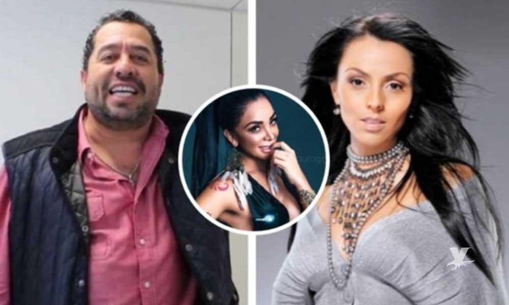 """""""Wanders Lover"""" revela que 'El Borrego' Nava e Ivonne Montero tienen una relación"""