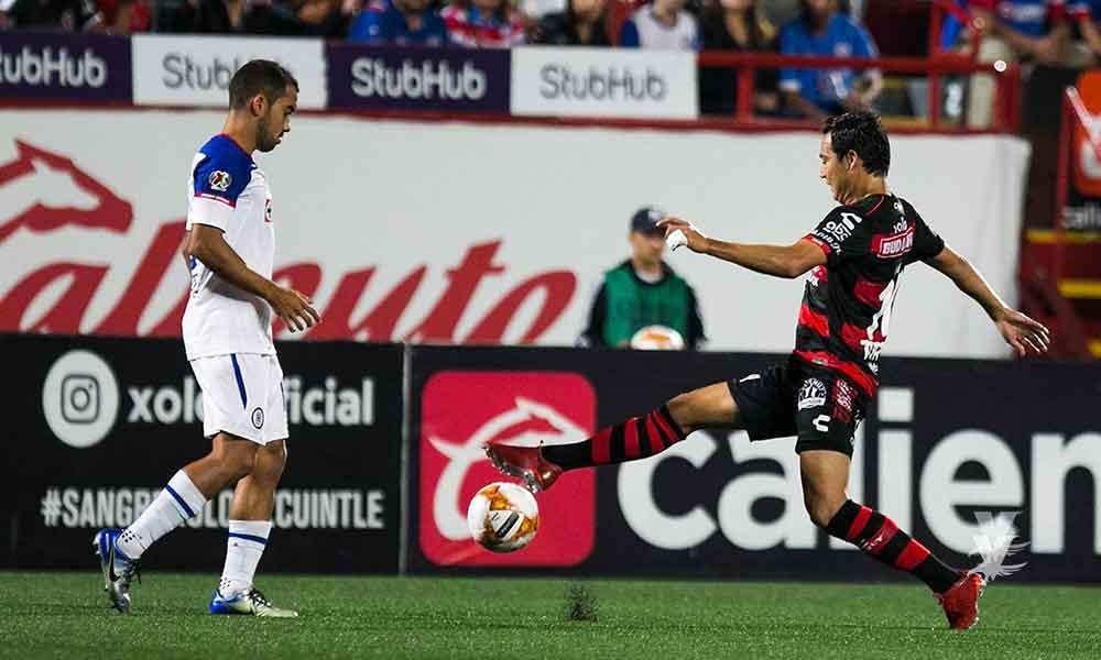 Xolos recibe hoy en el estadio Caliente al Cruz Azul como parte de la jornada 7