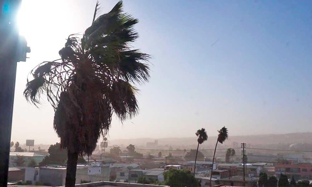 Invitan a la población a tener cuidado ante condición Santa Ana este fin de semana