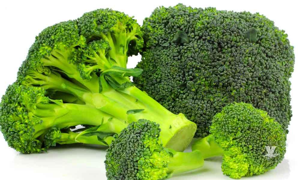 Molécula del brócoli ayudaría con el tratamiento de tumores cancerígenos