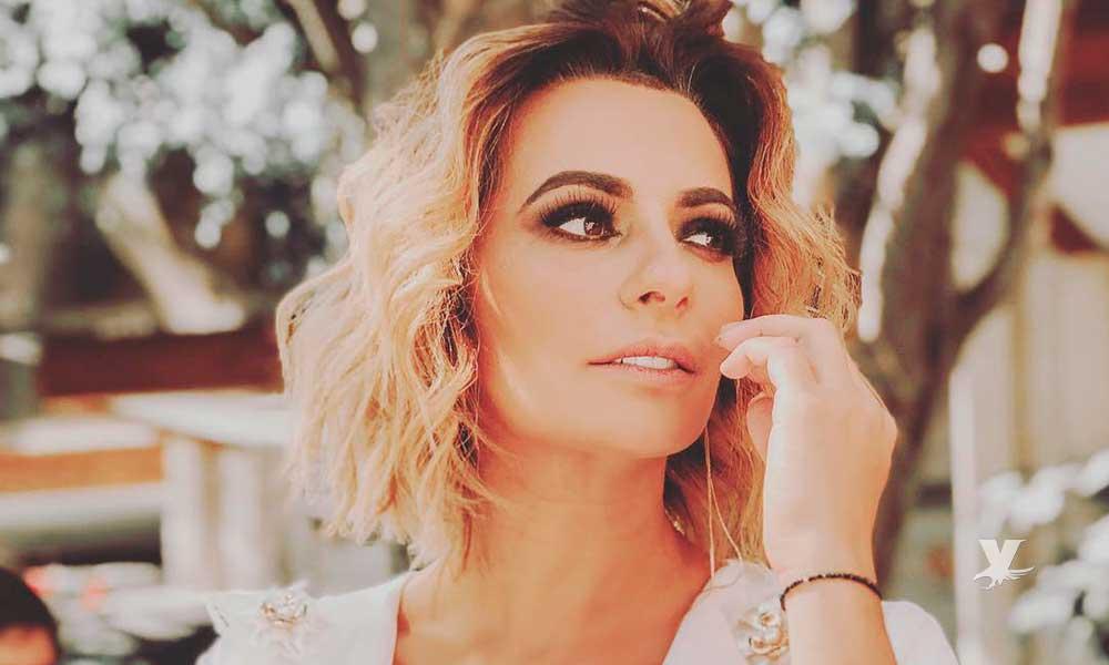 Cecilia Galliano no se naturalizó mexicana por que le dio pena cantar el Himno Nacional