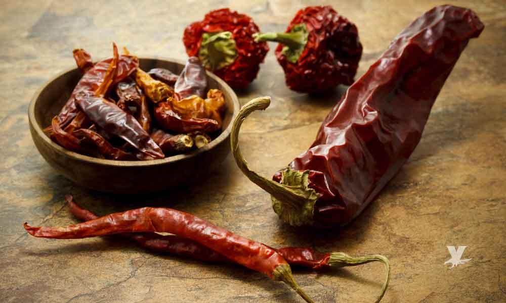Beneficios de comer chile