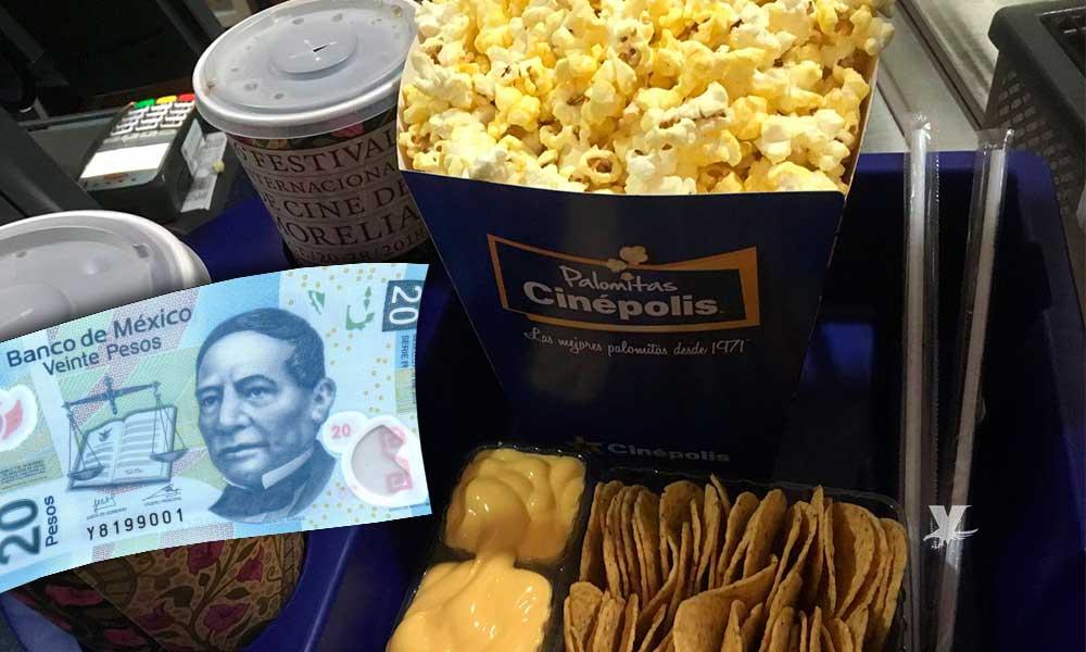 Funciones a 20 pesos para celebrar el cine mexicano; del 6 al 12 de septiembre