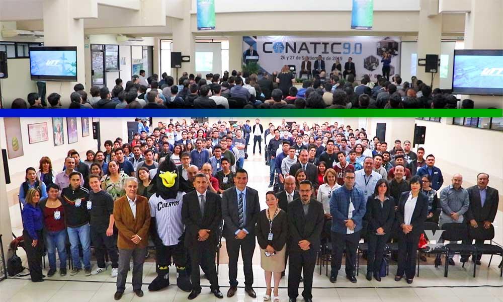 (VIDEO) Arranca el Congreso Nacional CONATIC 9.0 en la UTT