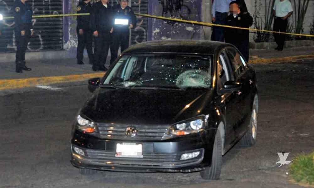Conductor de Uber fue asesinado a puñaladas dentro de su auto