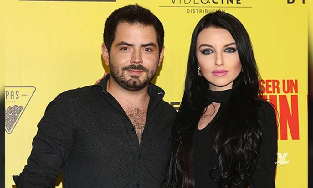Eduardo Derbez terminó con su novia Bárbara, ella se escapó con la mujer con la que realizaban 'tríos'