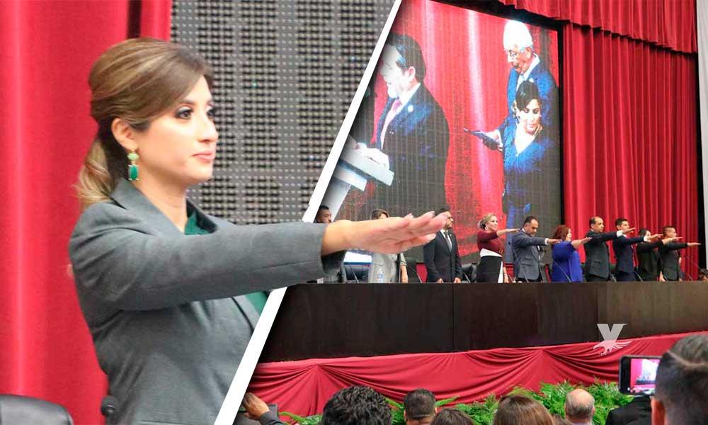 """Diana Vázquez, Regidora en el XXIII Ayuntamiento; """"Seré vigilante de los intereses de los tecatenses"""""""