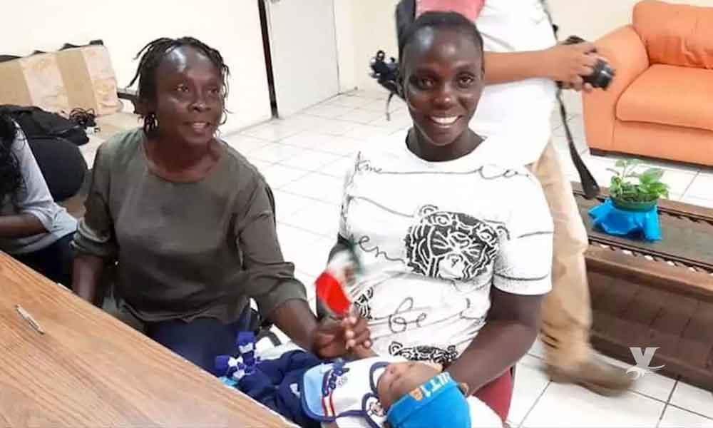 Familia africana registra a su hijo con el nombre de AMLO