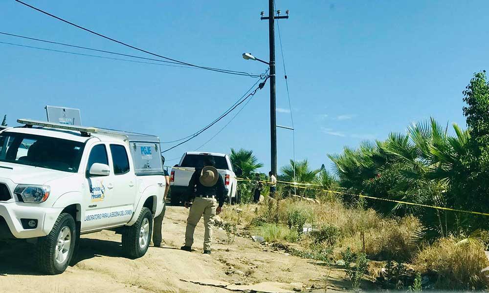 Hallan cuerpo sin vida en pozo en colonia el Refugio en Tecate