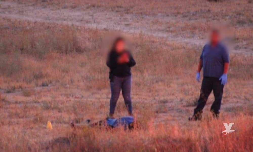 Asesinan a un hombre en Valle de Las Palmas a unos metros de la UABC