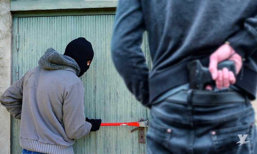 Aprueban la legitima defensa; a partir de ahora podrás defenderte de cualquier ladrón sin ser procesado