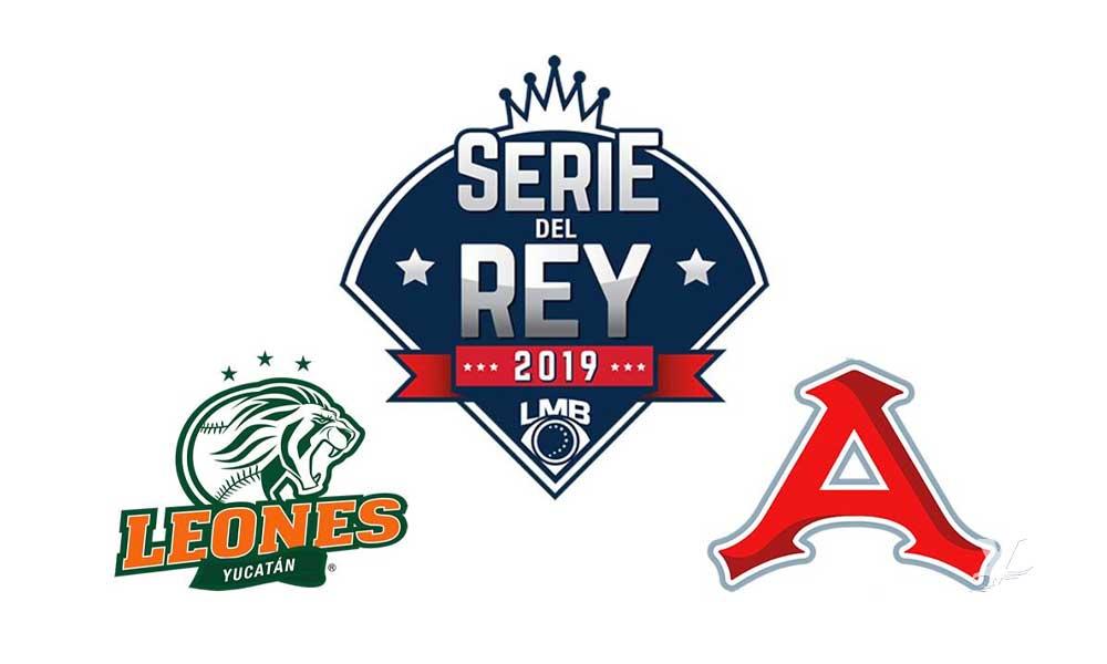 Acereros y Leones inician hoy la final de la Serie del Rey