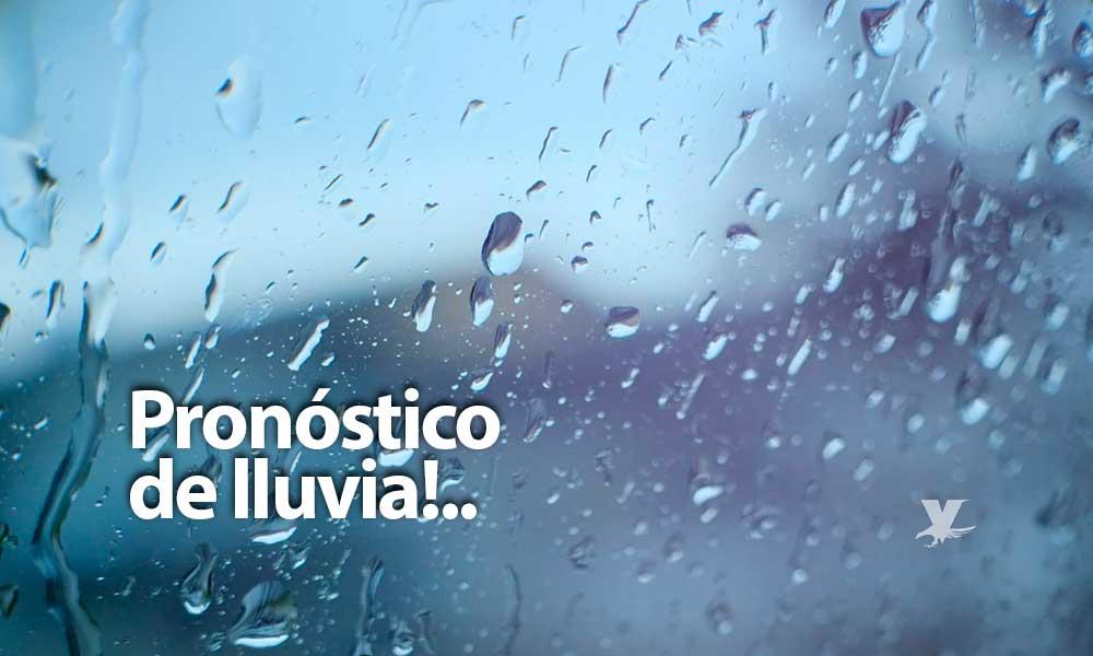 Lluvias intensas con descargas eléctricas para Baja California: SMN