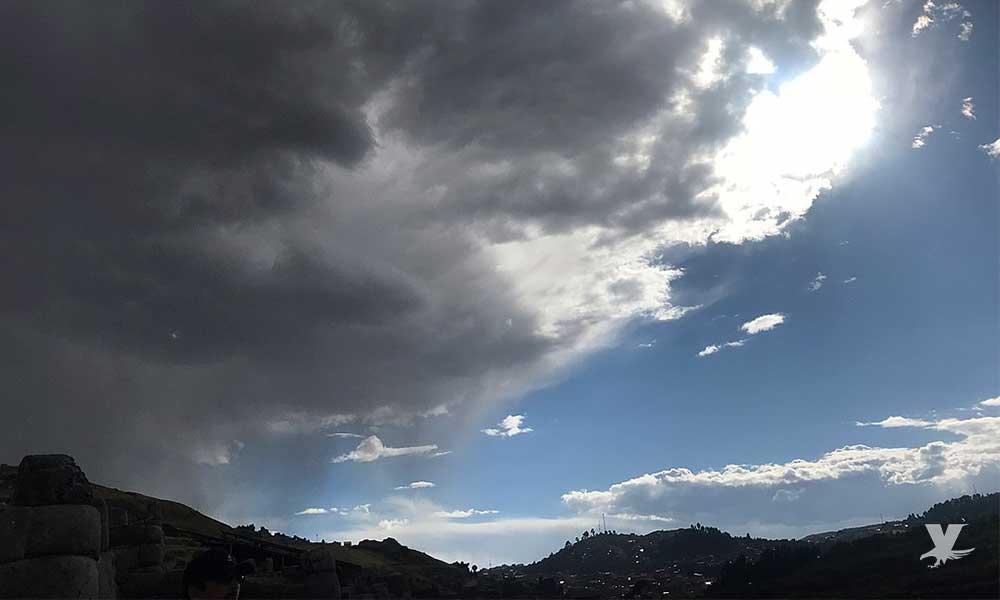 Probabilidad de lluvia para este miércoles en Tecate