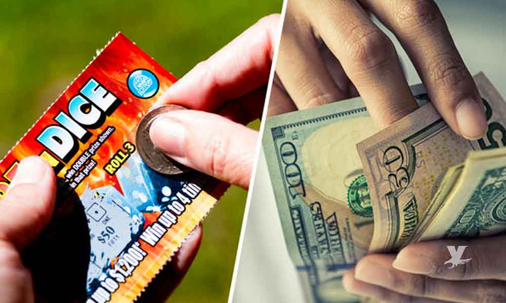Hombre en San Diego gana 2 millones de dólares en la lotería