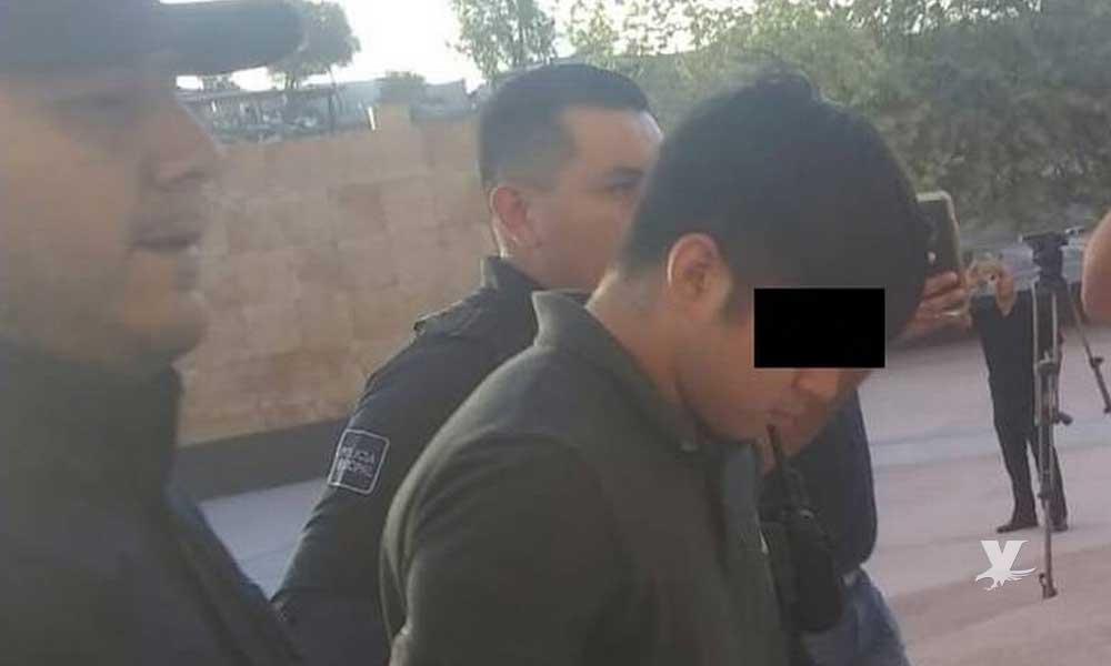Detienen a Brayan por violación a una menor en Mexicali