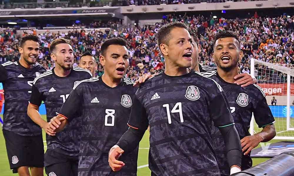 México derrota a Estados Unidos en la fecha FIFA