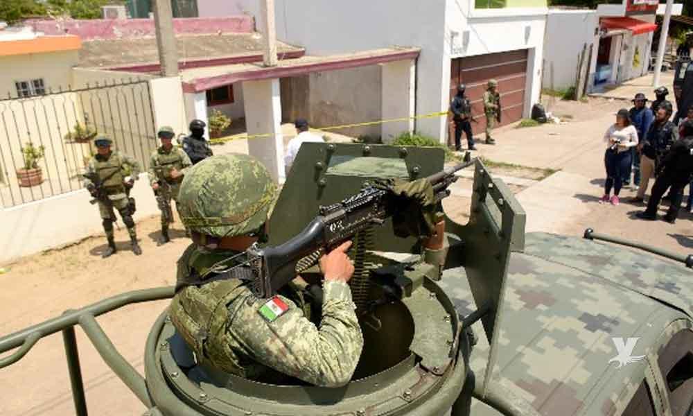 Autorizan a Ejército y Guardia Nacional disparar contra la ciudadanía en legítima defensa