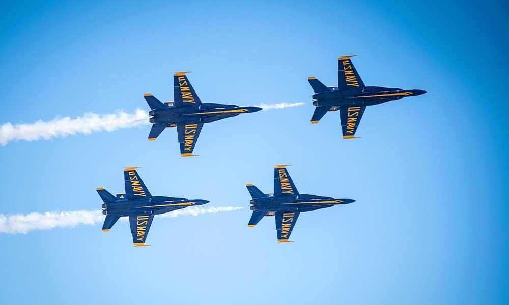 Regresa el Miramar Air Show este 27, 28 y 29 de septiembre en San Diego