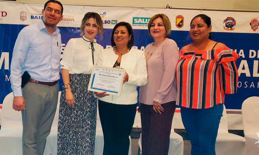 Certifican a Tecate como municipio promotor de la salud