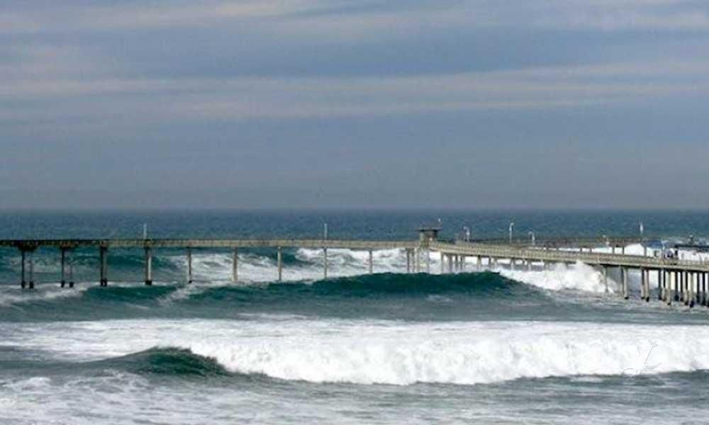 Huracán Juliette dejará olas altas en San Diego