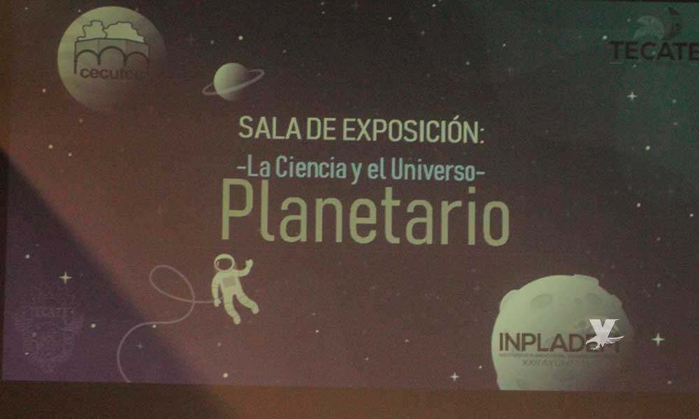 Tecate contará con un Planetario en Cecutec