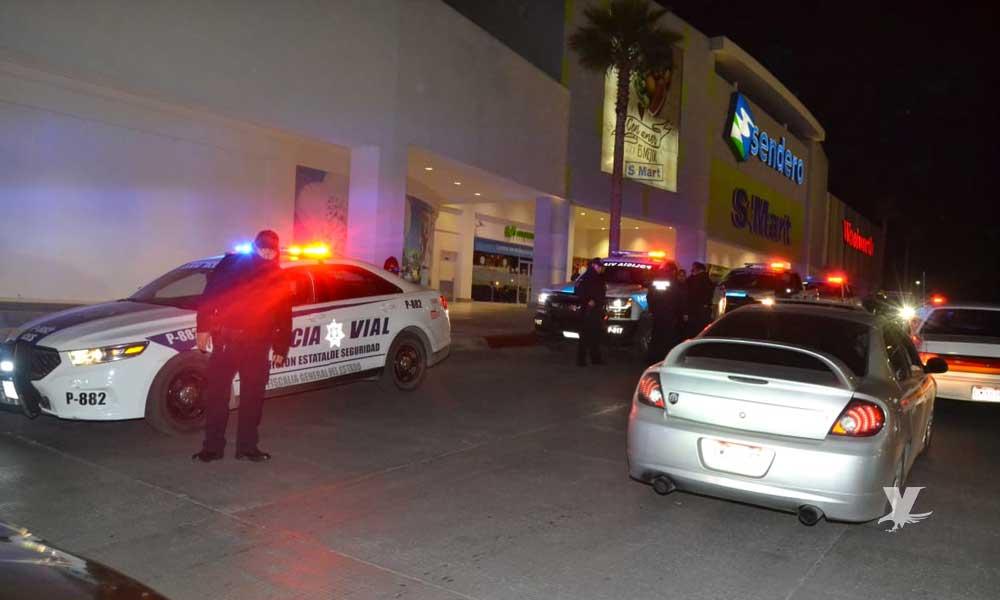 Hombre que violó a su hijastra en baño de Plaza Sendero es sentenciado a prisión