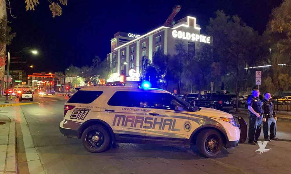 Niño de 9 años robó el auto de sus padres para pasear por el centro de Las Vegas