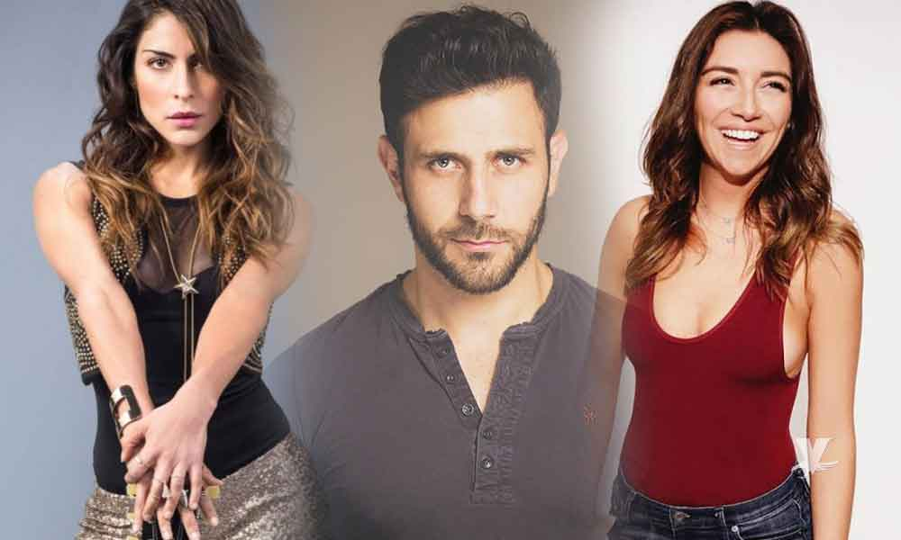 (VIDEO) Arman trío en la cama de María León, Regina Blandón y Carlos Ferro