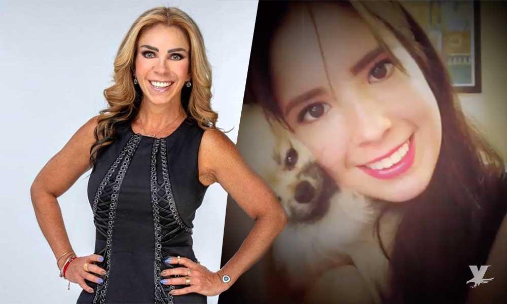 Muere la hija de Rocío Sánchez Azuara ¿Qué enfermedad tenía?
