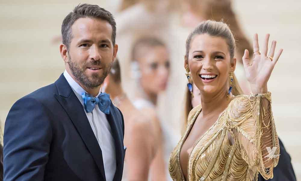 Ryan Reynolds y su esposa Blake Lively donan 2 millones de dólares para niños migrantes