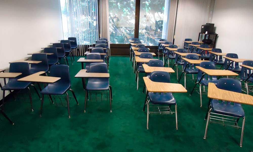 62 planteles de Tijuana sin clases, SEE implementa estrategia de recuperación de clases