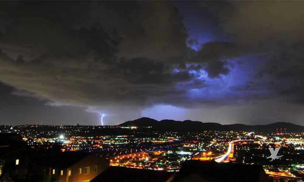 San Diego tendrá tormentas eléctricas
