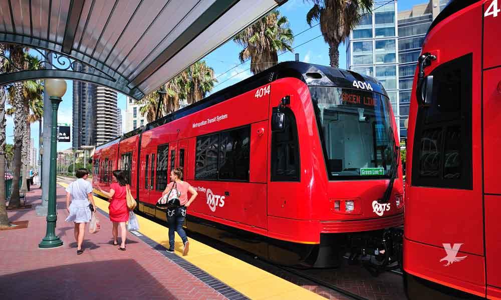 Aumenta el costo del Trolley de San Diego