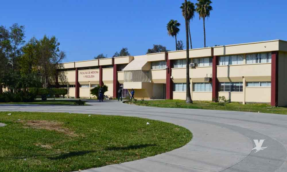 Estudiante intenta suicidarse en el interior de la Facultad de Psicología de la UABC campus Tijuana