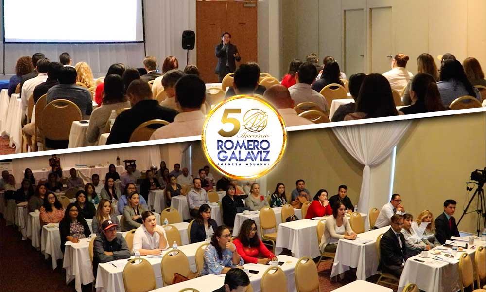 Realizan Romero Galaviz y BGConsultingexitoso workshop de actualización de Anexo 24 y 31 para empresas de la región