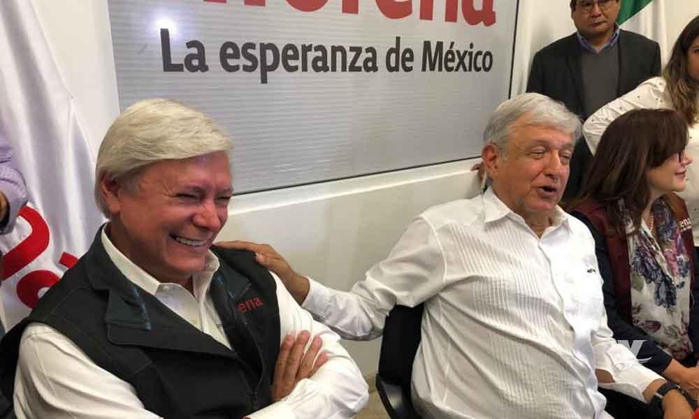 No asistirá AMLO a la toma de protesta como gobernador de Jaime Bonilla